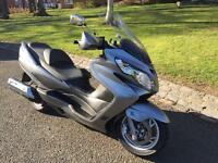 Burgman 400 cc imaclulate low mileage
