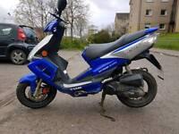 MAKE AN OFFER !! 50cc Scooter (TGB RX50)