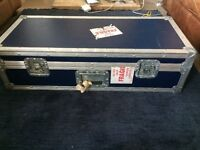 Flight Case for Sale - great for storage- musical instruments- audio and visual equipment