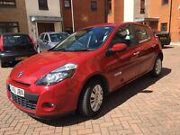 Renault Clio 1.5 Expression ECO DCI+, 5dr 2011 (61) NIL TAX YEAR**FULL SERVICES HISTORY**