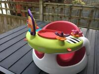 Mamas and papas snug feeding seat