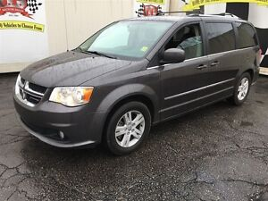 2015 Dodge Grand Caravan Crew Plus, Navigation, Third Row Seatin