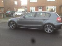 BMW 118D **FSH**FULL LEATHER**IMMACULATE**MUST SEE**