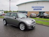 MINI HATCH COOPER 1.6 COOPER S 3D 168 BHP