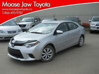 2014 Toyota Corolla LE *NO PAYMENTS FOR 90 DAYS*