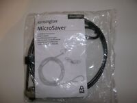 Kensington MicroSaver Laptop Lock - 2 keys - Brand New