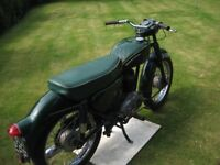 CLASSIC MOTORCYCLE BUYER WANTED BSA FS1E AP50 RD 250 LC KH250 X7 NORTON TRIUMPH GARELLI GILERA