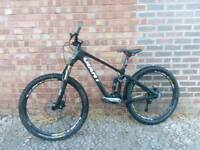 2011 Giant Trance Advanced SL1 Carbon Fibre in Small