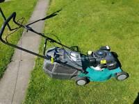 Grass cutter lawn mower