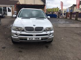 BMW X5 3.0 d SE SUV 5dr Diesel Automatic (250 g/km, 218 bhp) EXCELLENT CONDITION.