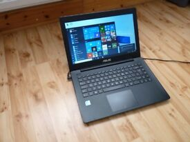 Asus X Series Laptop HDMi Webcam Windows 10