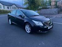 2011 TOYOTA AVENSIS TR D4D 2.0 DIESEL FULL SERVICE HISTORY EXCELLENT CONDITION MOT TO DECEMBER