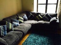 Stunning large House of Fraser corner sofa, 5 months old, 80% saving