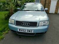 Cheap and reliable ! AUDI A6, 2.5 TD V6 AUTOMATIC 1250£ ONLY !