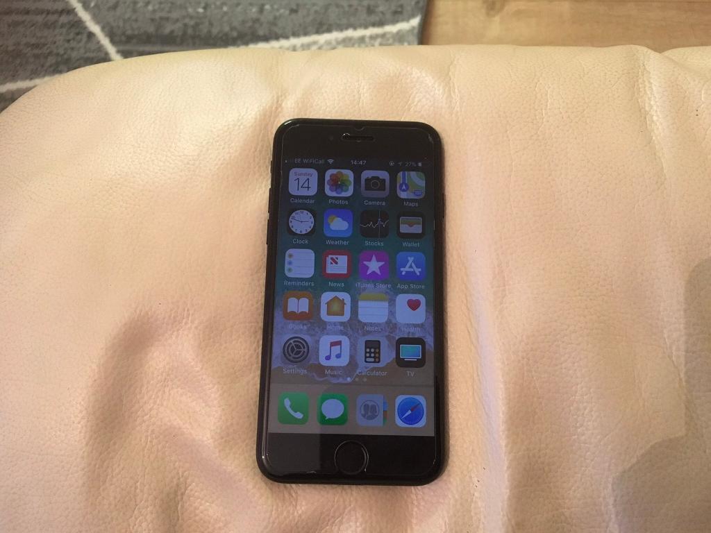 Iphone 7 32GB Black EE