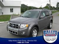 2012 Ford Escape XLT AWD ! Sunroof ! Leather! Warr