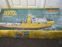 Happy Hunter Salvage Tug Boat 1:50 robbe RC Model Kit