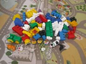 Mega Bloks farm set