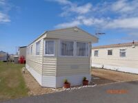 TRECCO BAY 6 BERTH CARAVAN FOR HIRE