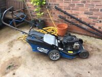 MacAllister Petrol Lawnmower due to house move