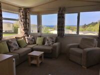 Holiday Home/Static Caravan in Mid Wales, Beachside, On Site Facilities, Pool