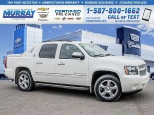 2013 Chevrolet Avalanche LTZ Black Diamond**Nav!  Sunroof!**