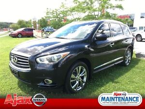 2013 Infiniti JX35 Premium Package*One Owner*Accident Free