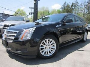 2010 Cadillac CTS WAGON/PANO ROOF/64KMS/LEATHER/AUTOMATIC!!!