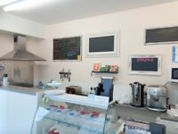Brand New Sandwich Shop. Fully Refurbished and Ready to Trade