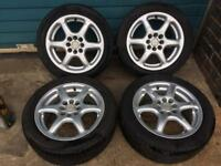 "15"" Ripspeed Multifit Alloy Wheels 4x100 / 4x108"