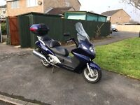 Honda Silverwing Scooter For Sale