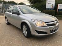 2008 Vauxhall Astra 1.6 Petrol 72K Low Genuine Miles, 12 Months MOT, Serviced, Drives Great