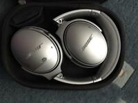BOSE QC 35 Headphones - 11 months old - Used Once