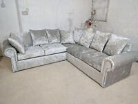 GLP SOFA IN CORNER AND SUIT/DISCOUNT OFFER H