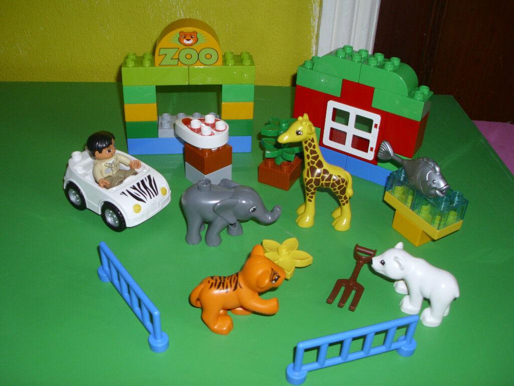 DUPLO LEGO ZOO