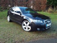 Audi a3 2.0tdi S-LINE auto. cheapest diesel s line