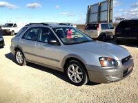 2005 Subaru Impreza Outback Sport Rated A+ by the B.B.B.