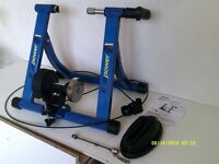CYCLE TURBO TRAINER: RIVA SPORT BLUE POWER