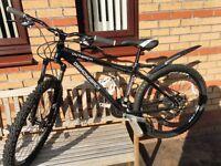 Diamondback Outback Men's Mountain Bike - Black, 26 Inch