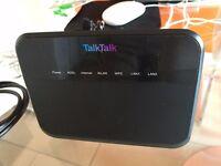 WiFi Router - Talk Talk