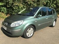 2005 RENAULT GRAND SCENIC....DIESEL....7 SEATER **(((( REDUCED TO CLEAR **))))