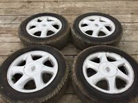 Nissan Primera gt p11 alloy wheels
