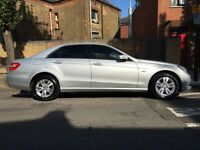 54000 miles, Auto, Diesel, Mercedes-Benz E Class 2.1 E200 CDI BlueEFFICIENCY SE 4dr