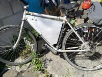 Custom Built Electric Bike (REDUCED DUE TO TIME WASTERS!)