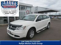 2011 Dodge Journey CVP, 2.4L, Warranty, 27 Kms