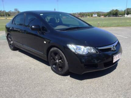 2007 Honda Civic VTi MY07