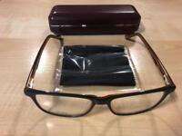 Davidoff 91053 4150 Glasses Frame With Authentic Case and Wipe