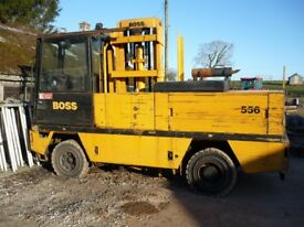 5 Tonne Boss 556 Side Loader