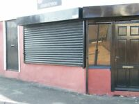 LOCK UP SHOP UNIT TO LET