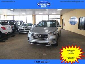2018 Hyundai Santa Fe XL Luxury $278 B/W oac